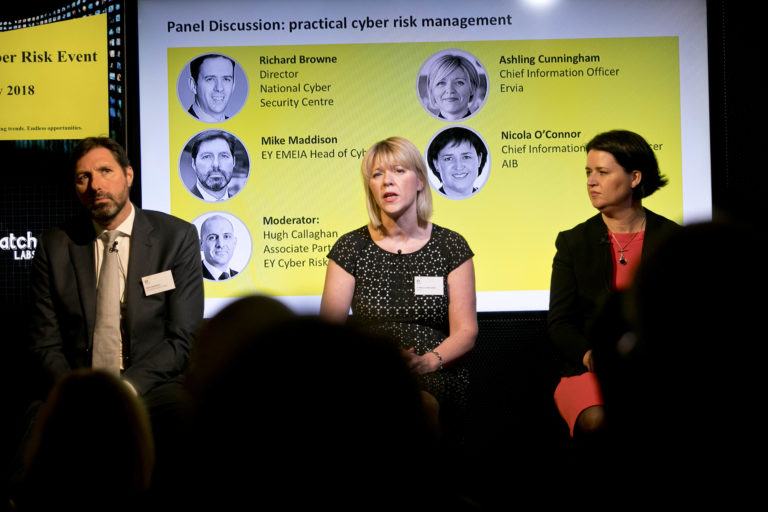 Cyber Risk Event, 25 January 2018 | Financial Services Thought Gallery
