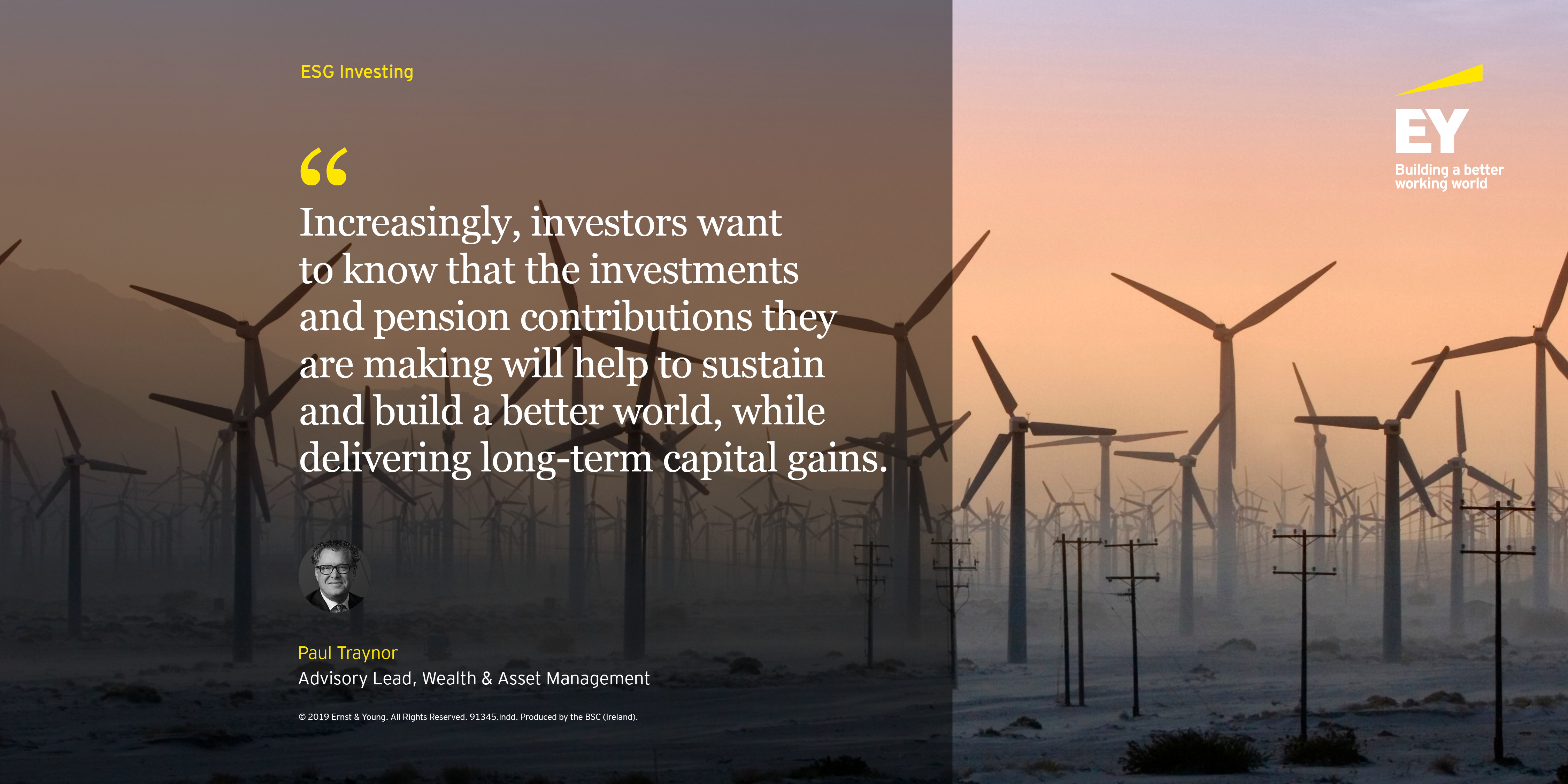 ESG | EY Financial Services Ireland Thought Gallery