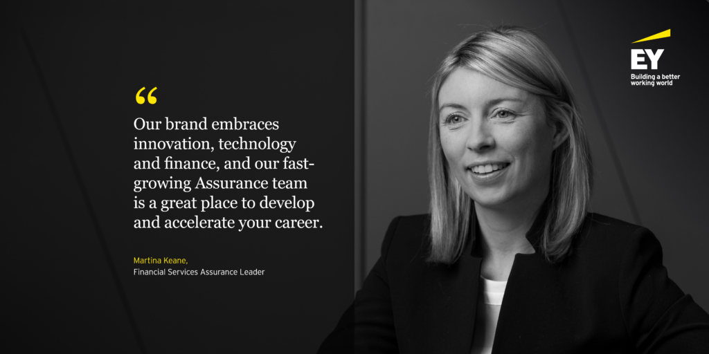 Assurance Job Opportunities at EY Financial Services